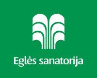 Egles sanatorijos logotipas